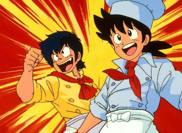 Mister Ajikko anime