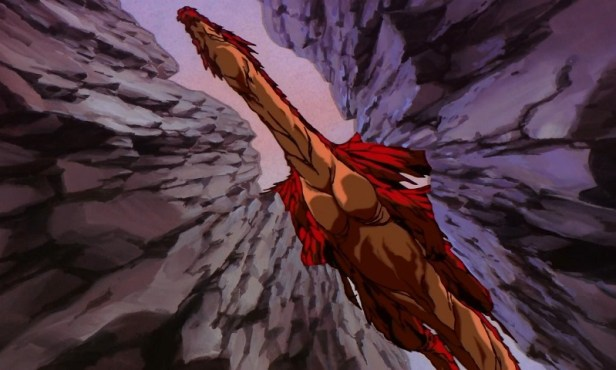 Shooting Star from Record of Lodoss War