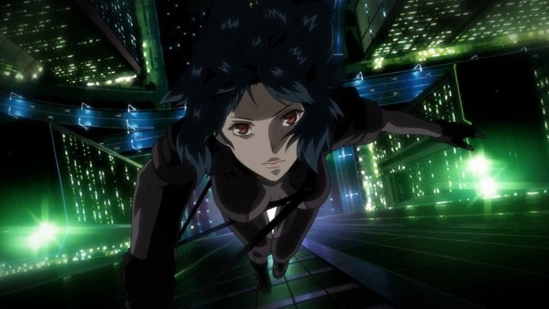 anime series like Ghost in the Shell Stand Alone Complex