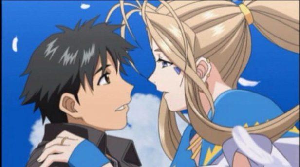 oh my goddess anime