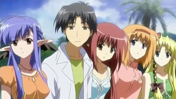 shuffle anime