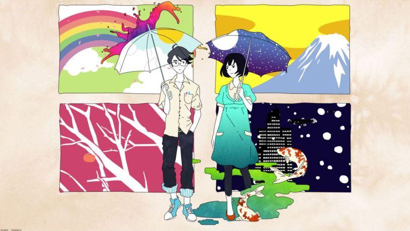 top stylish anime series