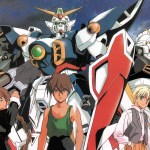 anime series like gundam wing
