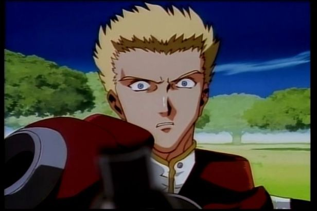 knives from trigun