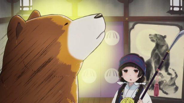 kumamiko anime