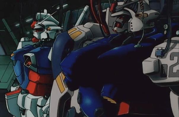 0083 stardust memory anime