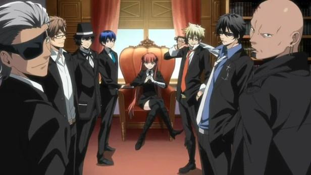 Arcana Famiglia anime