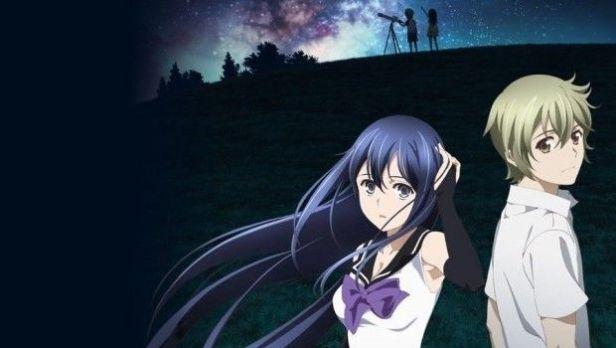 Brynhildr in the Darkness anime