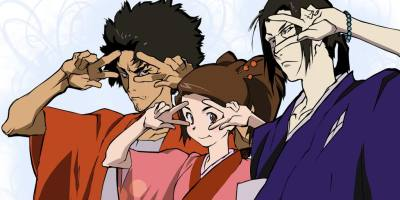 anime like samurai champloo