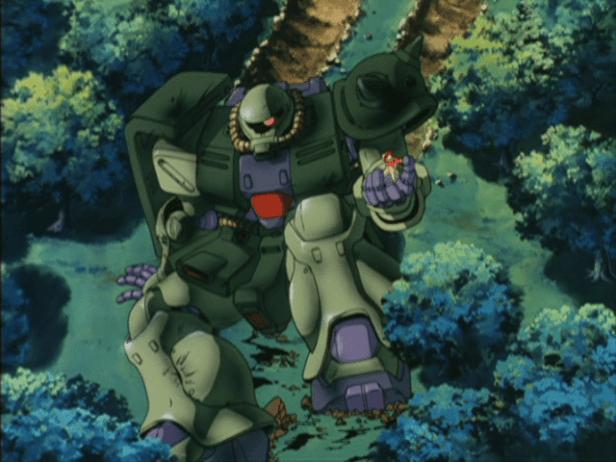 gundam 0080 war in the pocket