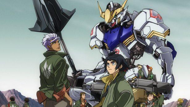 iron blooded orphans gundam anime