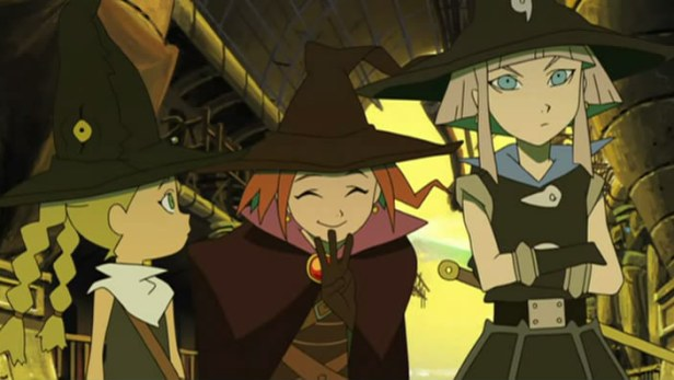 tweeny witches anime