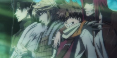 anime series like saiyuki