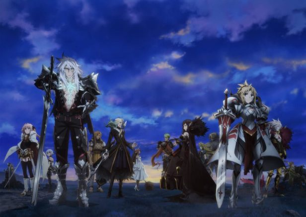 fate achrophia anime