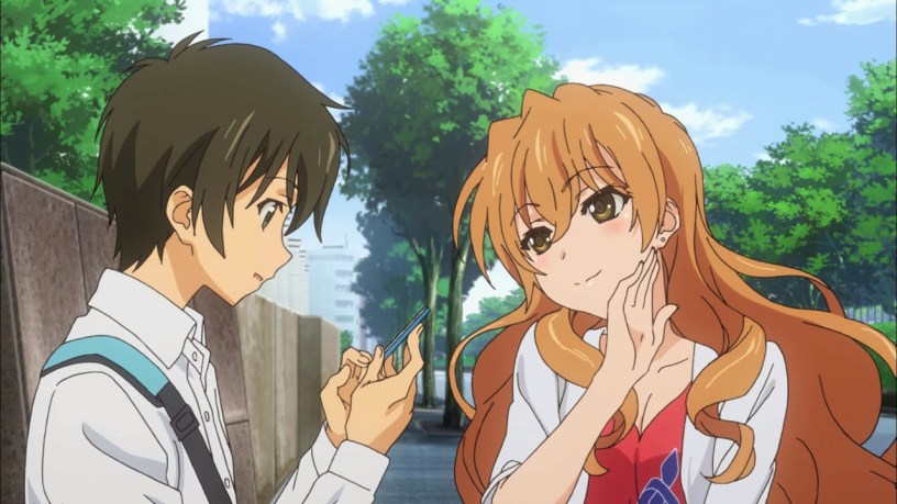 Anime Series Like Golden Time Recommend Me Anime