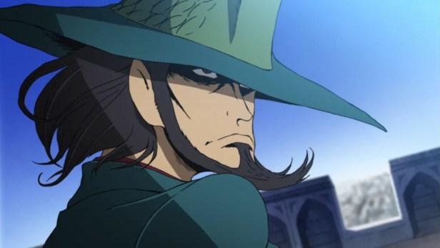 Daisuke Jigen from Lupin The Third