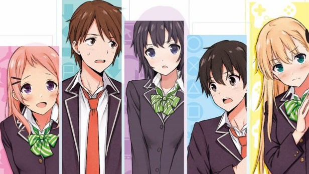 anime series like gamers