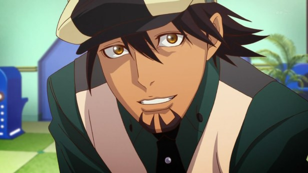 kotetsu tiger and bunny
