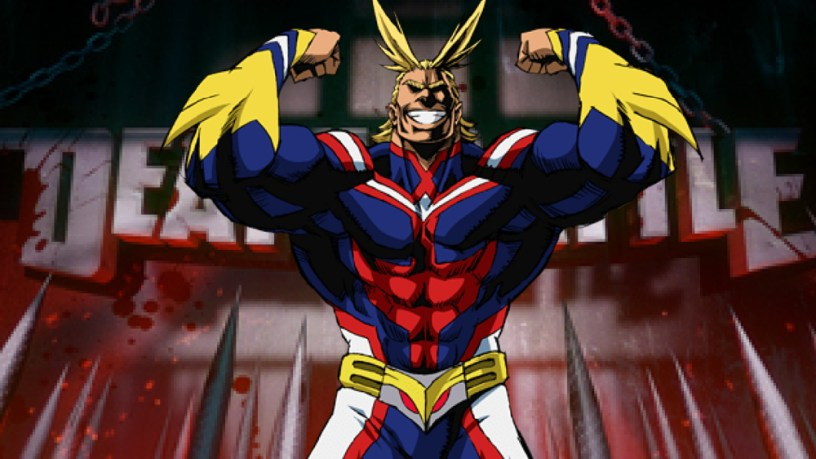 anime about superheroes