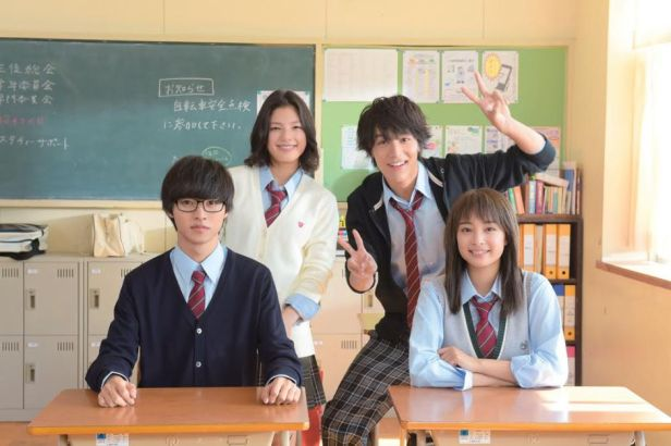 your lie in april live action
