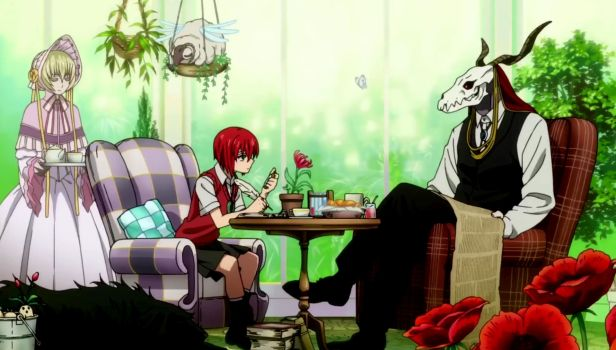 anime like the ancient magus bride