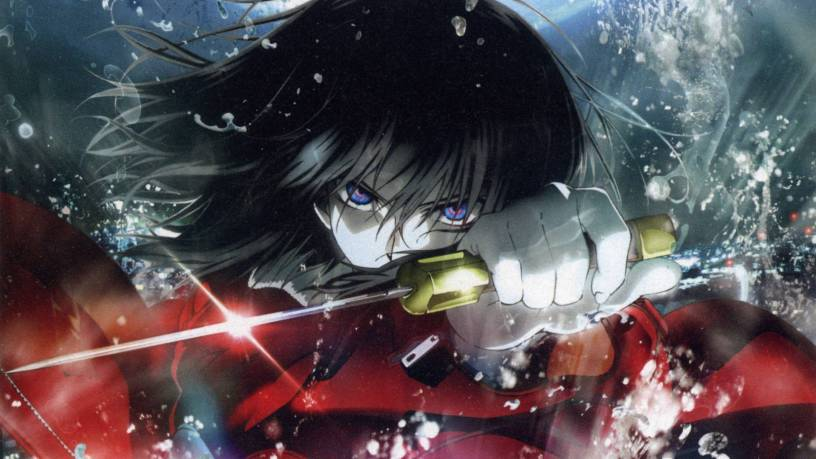 How to watch kara no kyoukai garden of sinners in order - Kara no kyoukai the garden of sinners ...