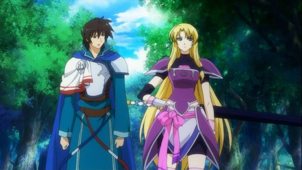 legend of legendary heroes anime