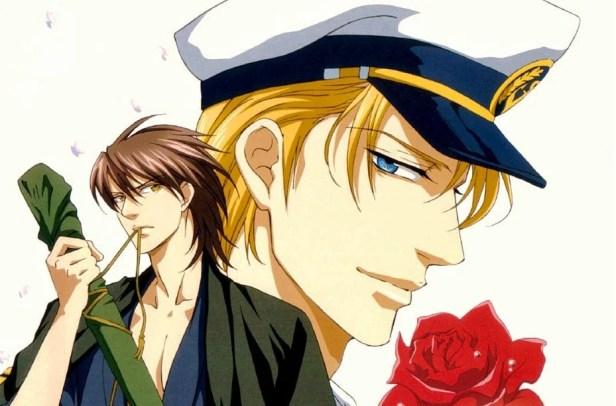 The Romantic Tale of a Foreign Love Affair anime