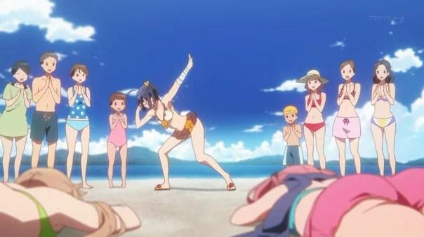 chunibyou beach episode