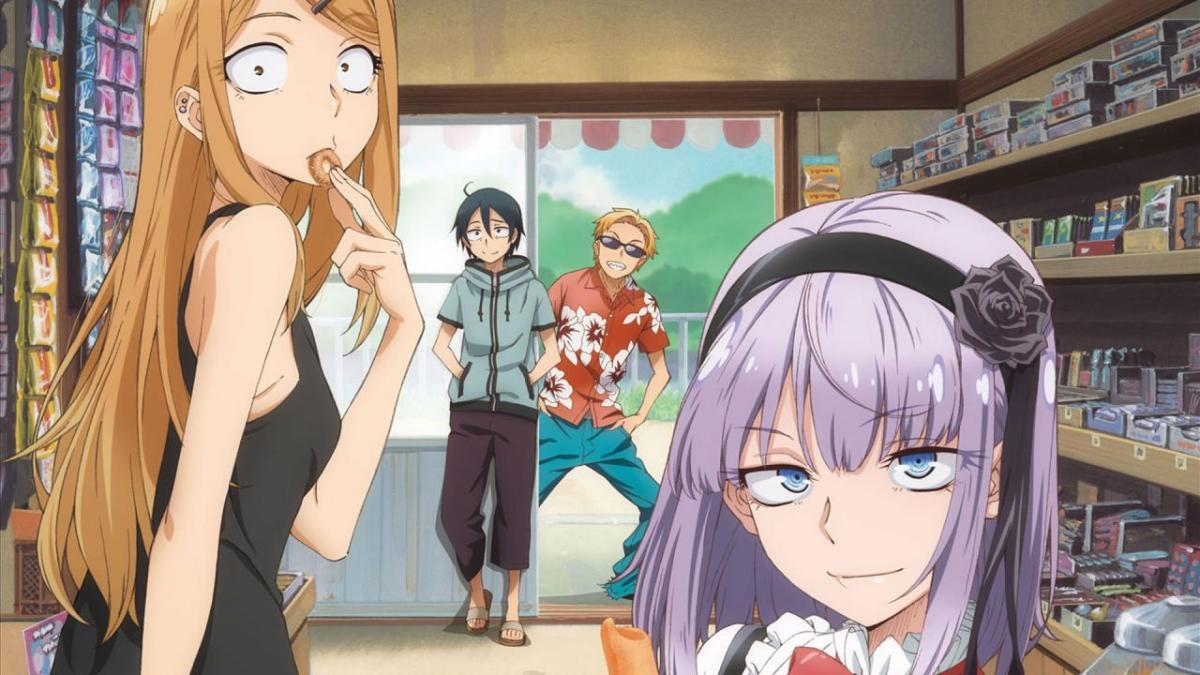 Anime Series Like Dagashi Kashi – Recommend Me Anime