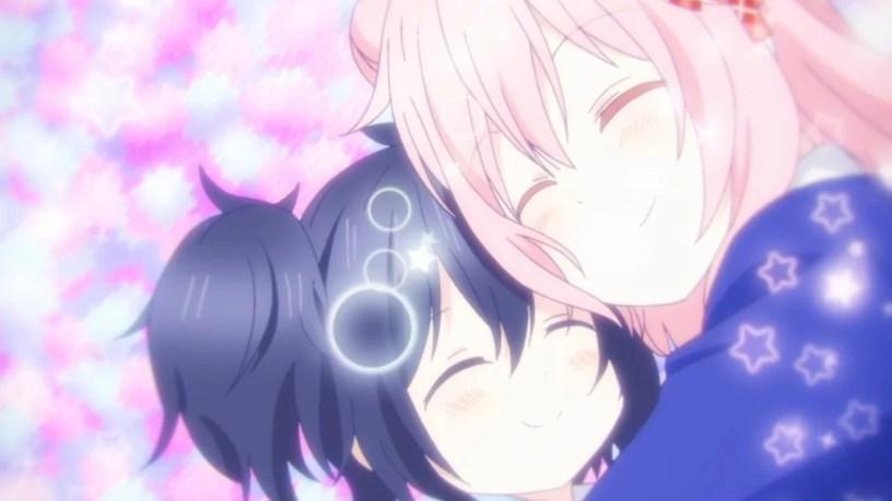 anime like happy sugar life
