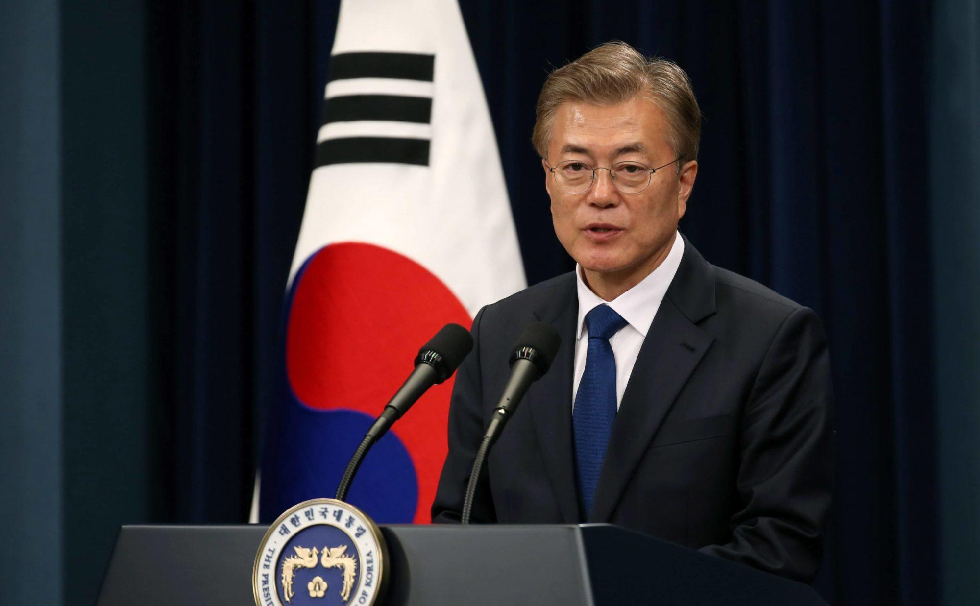 South Korea's Emerging Vision