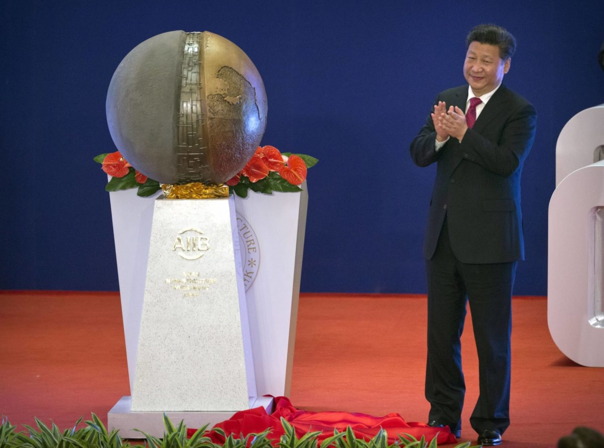 AIIB, How the U.S. Is Countering China's Global Push