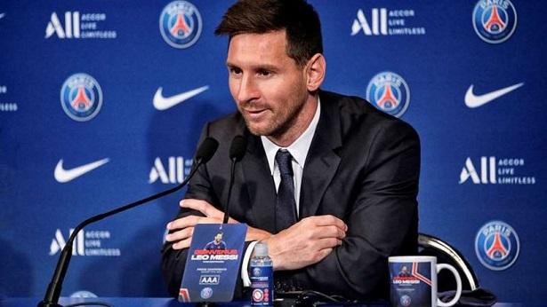 PSG vence o Reims pelo Campeonato Francês na estreia de Messi