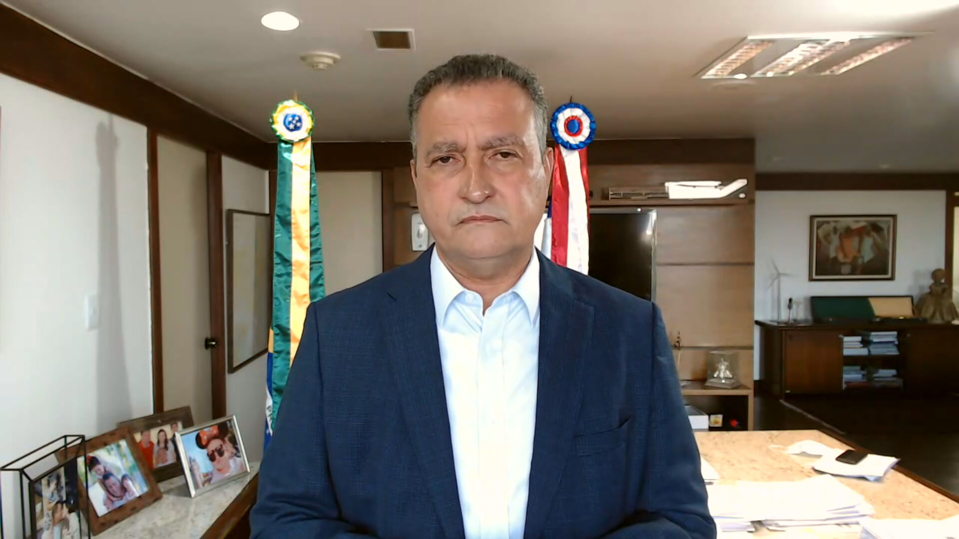 Governador confirma novo decreto que vai liberar 50% da capacidade dos estádios na Bahia