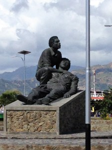 Youth monument, Dili