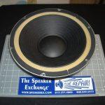 meyer sound ms12 recone, speaker exchange, speakerex