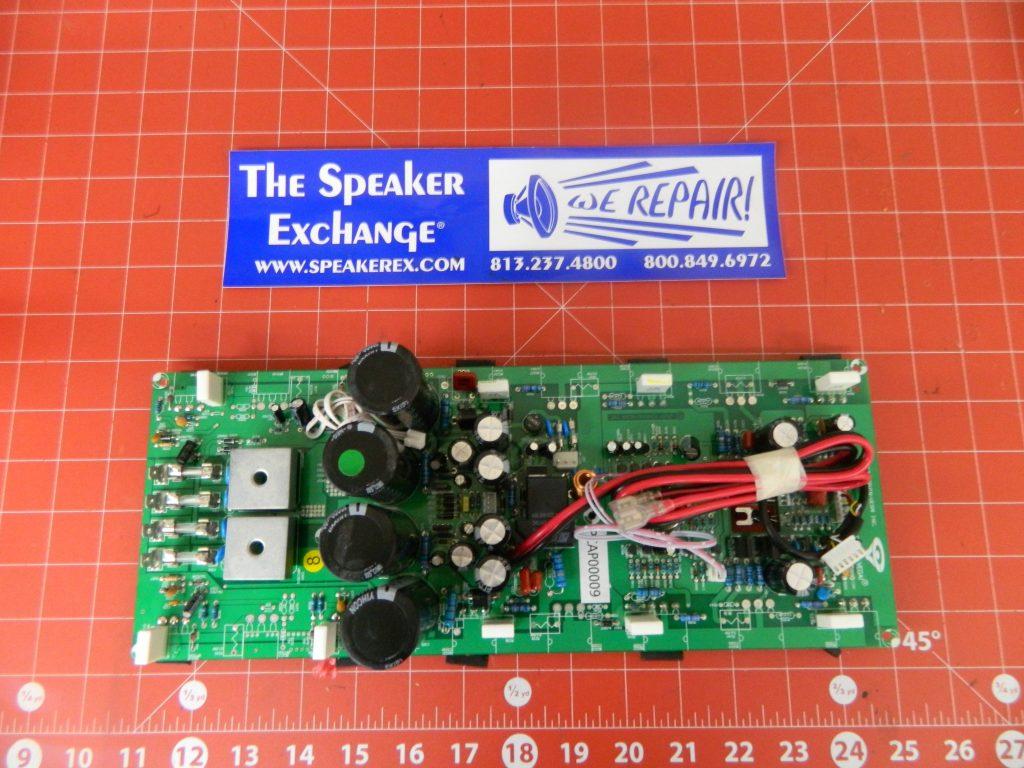 cerwin vega pcap00009 cva-115, cva-118 amplifier pcb ... monza vega wiring diagram