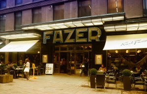 Karl Fazer Chocolate Cafe