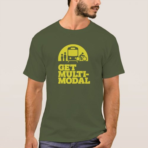 Get Multimodal T-shirt