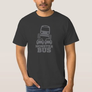 Monster Bus T-shirt