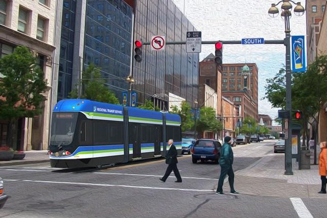 RTS Streetcar