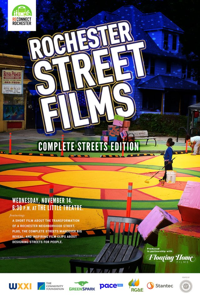 Rochester Street Films: Complete Streets Edition