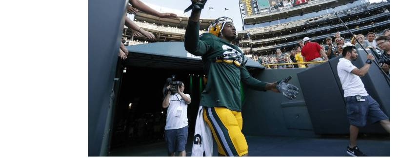 Green Bay Packer Ha Ha Clinton-Dix has seen the frustration and distrust between law enforcement and minorities. He decided to use his platform to do something about it and get off the sidelines. He's in the conversation.