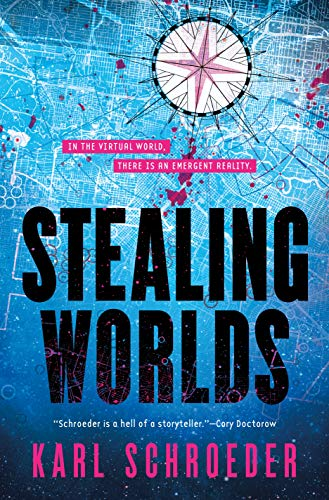 Cover of Stealing Worlds