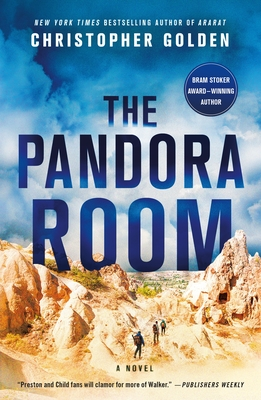 Cover of The Pandora Room