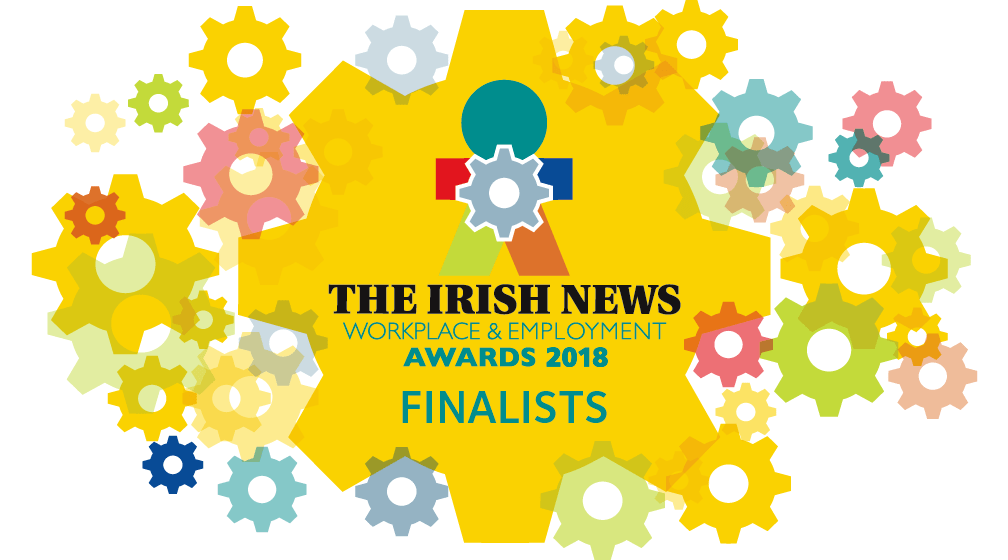 Finalists in the Irish News Workplace & Employment Awards