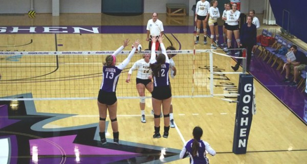 Volleyball ends season with loss | The Record