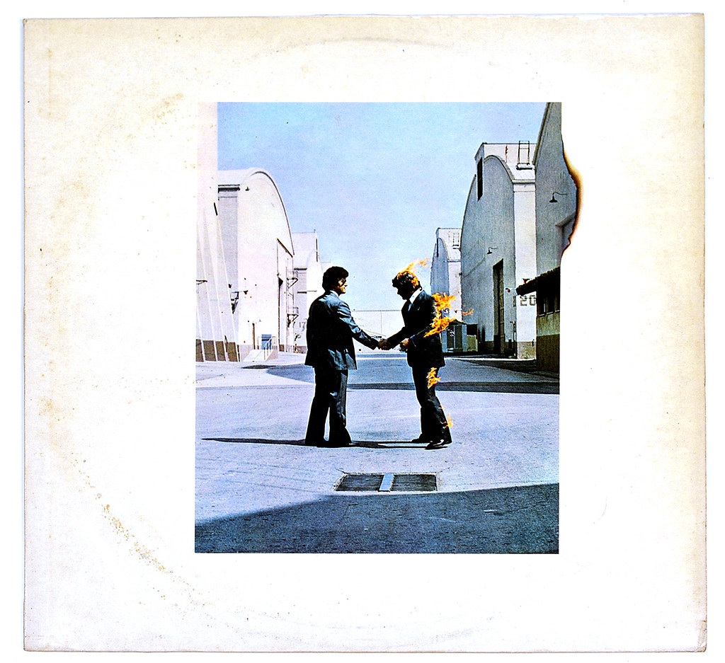Pink Floyd's Wish You Were Here Cover