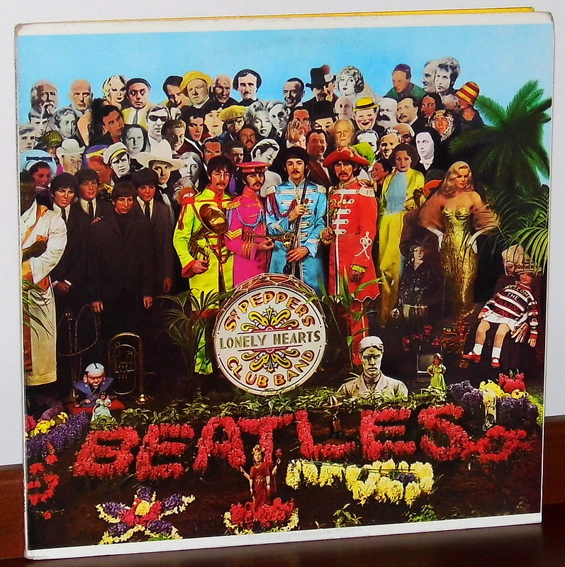The Myth and Magic of Sgt Pepper